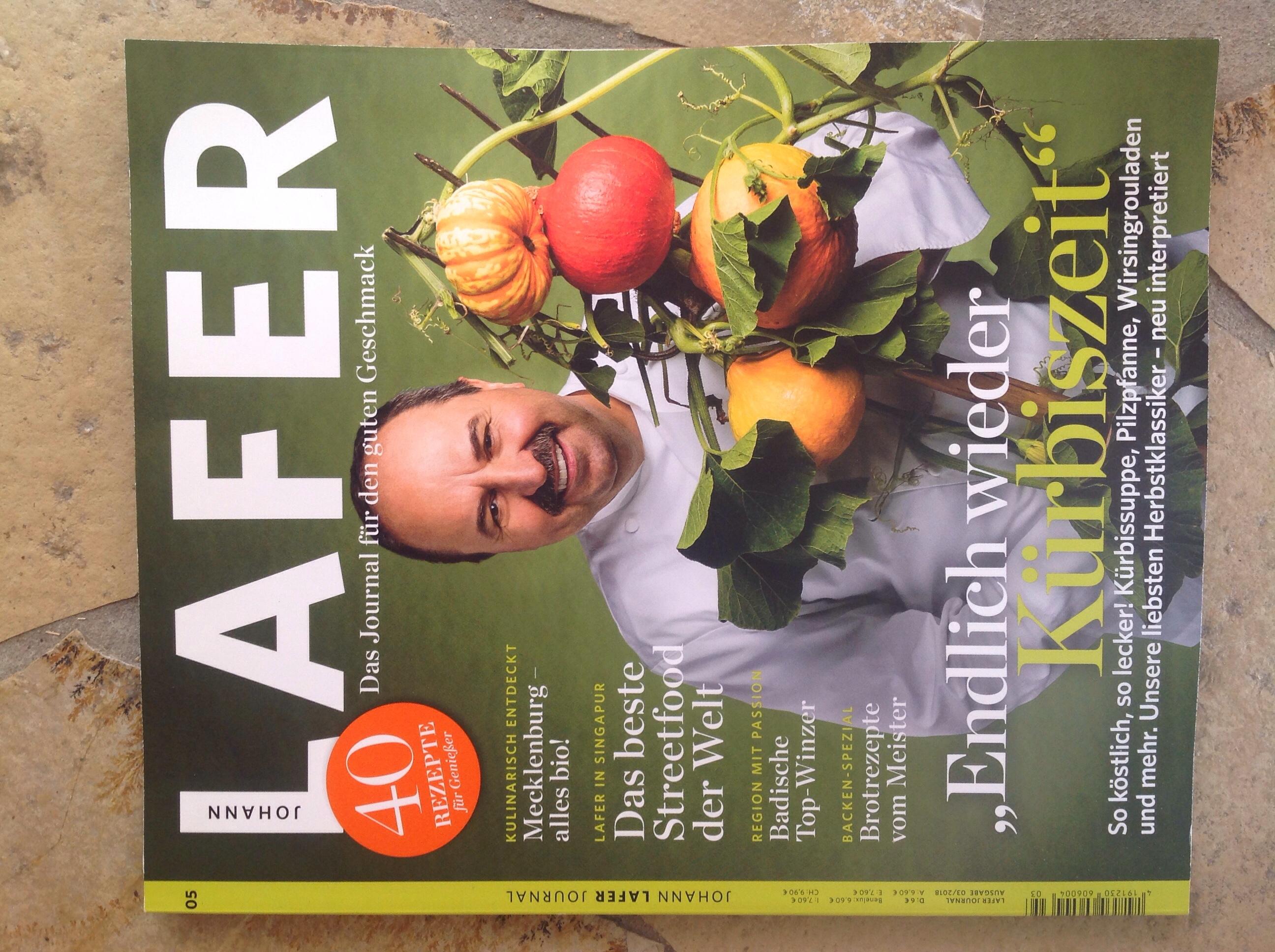 LAFER Magazin 2018.09
